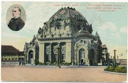 NY - BUFFALO - Temple Of Music - Buffalo