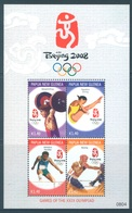 PAPUA NEW GUINEA -  MNH/*** LUXE - 2008 - OLYMPIC GAMES PEKIN - Yv 1211-1214 -  Lot 18254 - Papouasie-Nouvelle-Guinée