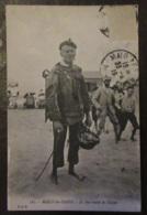 France - CPA Malo-Les-Bains - Le Marchand De Coques - Carte Animée Circulée En 1919 - Malo Les Bains