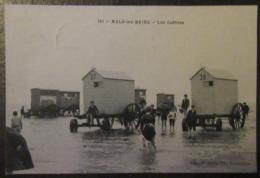 France - CPA Malo-Les-Bains - Les Cabines - Carte Animée Circulée En 1908 - Malo Les Bains