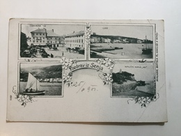 AK   CROATIA  SENJ   PRE-1904. - Croatia