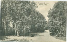 Bergen 1932; Ronde Laan - Gelopen. (L.H. Grootegoed - Bergen) - Nederland