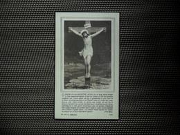 Doodsprentje ( F 927 ) Raes / Michiels  - Maxenzele  -  Elsene    -  1942 - Obituary Notices