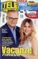 Telesette - 34-2012 - Giovanni Anversa - Arianna Ciampoli - Televisione