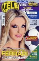 Telesette - 35-2012 - Paola Ferrari - Televisione