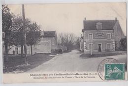 Conflans-Sainte-Honorine - Chennevières - Restaurant Du Rendez-vous De Chasse - Place De La Fontaine - Conflans Saint Honorine