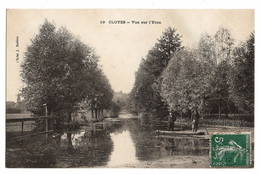 28 EURE ET LOIR - CLOYES Vue Sur L'Yron - Cloyes-sur-le-Loir