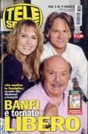 Telesette - 10-2013 - Lino Banfi - Televisione