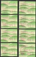 MiNr. 12 Hongkong, Automatenmarken / 1997, 12. März. Chinesisches Neujahr: Jahr Des Ochsen. - 1997-... Sonderverwaltungszone Der China