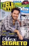 Telesette - 28-2014 - Alejandro Gadea - Televisione