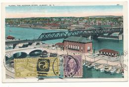 NY - ALBANY - Along The Hudson River - Albany