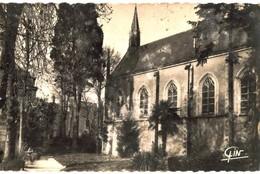 CPA N°24158 - LA CHAPELLE - INSTITUTION SAINT ETIENNE - RUE DE LA GARE - LAVAL - Laval