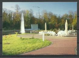 Deutschland Brandenburg Klinik Kurpark Sent 1995 With Stamp - Brandenburg