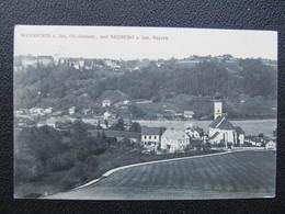 AK WERNSTEIN NEUBURG B. Schärding 1909///  D*35380 - Schärding