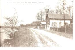 60 - Creil - Les Bords De L'Oise Au Pont De Laversines - Creil