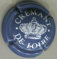 CAPSULE-CREMANT DE LOIRE Bleu Pâle & Couronne Blanche - Mousseux