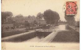 Ham - Ecluse De La Porte Noyon - Ham