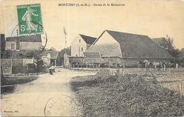 MORTCERF: FERME DE LA MALMAISON - France
