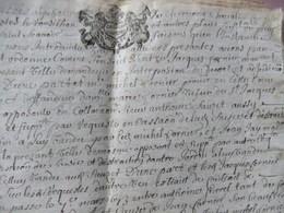 Document  LE PUY 1682 - Documents Historiques