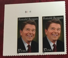 USA  Ronald Reagan ...Präsident Und Hollywood Legende ...** MNH - Célébrités
