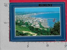 CARTOLINA VG ITALIA - BELLEZZE NATURALI DELLA RIVIERA ADRIATICA - RIMINI - Panorama - 10 X 15 - ANN. 1989 - Rimini