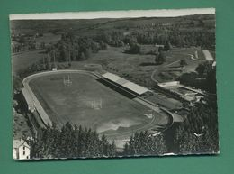 15 Aurillac Le Stade Et La Piscine En Avion Au Dessus Lapie Service Aérien ( Rugby, Stadium, Football , Tribune ) - Aurillac