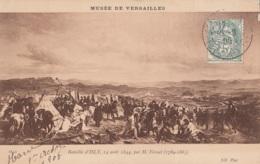 Musee De Versailles : Bataille D'Isly, 14 Aout 1844 Par H. Vernet (1789-1863) - Musei