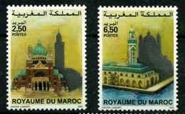 Maroc 2001 YT 1282/83 ** - Maroc (1956-...)