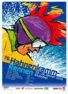 AK Ski Alpin Tirol 76. Hahnenkamm-Rennen Kitzbühel 2016 Abfahrt Rennen Slalom Schi ÖSV Österreich Wintersport Tyrol - Wintersport