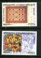 Turquie 2005 YT 3176/77 ** - 1921-... Republic