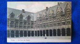 Liége La Cour Du Palais Belgium - Liège