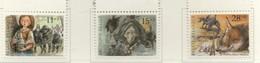 PIA  - BELGIO  -  1992  :  Serie Culturale - Leggende E Antiche Recite -    (YV  2465-67) - Belgium