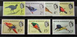 Honduras Británica 170a/8a ** - Honduras