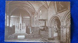 Bruges Intérieur De La Chapelle Du Saint Sang Belgium - Belgio