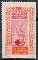 N° 35 - +5c Sur 10c - Neuf Sans Charnières ** MNH - Upper Senegal And Nigeria (1904-1921)