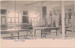 Wavre-Notre-Dame - Etablissement Des Ursulines - Salle De Coupe - Sint-Katelijne-Waver