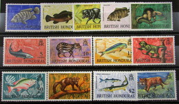 Honduras Británica 216A/28 ** - Honduras