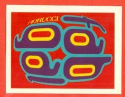 STICKERS FIORUCCI-DECALCOMANIE-FIGURINE FIORUCCI-MODA-AMORE-PUBBLICITARIE-SERIE NOW - Stickers