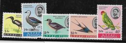 Ethiopie Poste Aérienne N°74/78 - Oiseaux - Neufs ** Sans Charnière - TB - Ethiopie