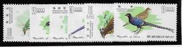 Formose N°580/585 - Oiseaux - Neufs ** Sans Charnière - TB - Asia (Other)