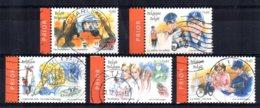 Belgium - 2003 - Public Services - Used - Belgique