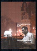 Belgium - 2002 - Georges Simenon Birth Centenary Miniature Sheet - MNH - Belgique