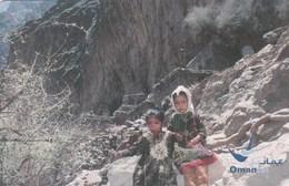 Oman  - Innocent Children - Batina - Oman