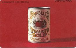 GERMANY Telefonkarte O 2143  94 Tomato Soup - Auflage 2000 - Siehe Scan - 15510 - Deutschland