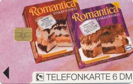 GERMANY Telefonkarte O 306 95  Langnese Romantica - Auflage 1300 - Siehe Scan - 15512 - Deutschland