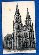 Blâmont  - Eglise -- Cachet Allemand Au Dos - Blamont