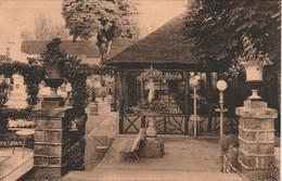 FONTAINEBLEAU Grand Hôtel Legris Vue Sur Le Jardin 1551J - Fontainebleau