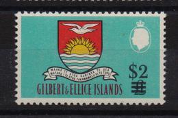 Gilbert & Ellice Islands 1966, Overprint $2 Minr 119, Mlh. Cv 4,50 Euro - Îles Gilbert Et Ellice (...-1979)