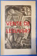 FROMENT, SIMONE, SUZANNE MARIE, PEINTRE & LITHOGRAPHE,(1904-1986) . - Autres Collections