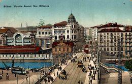 BILBAO PASEO DEL ARENAL - Vizcaya (Bilbao)